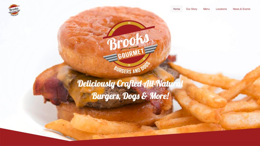 Brooks Burgers & Dogs