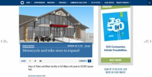 Business Observer Press Release Publication