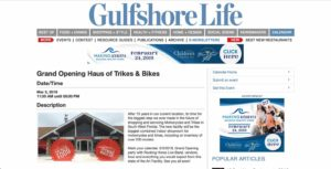 Gulfshore Life Press Release Publication