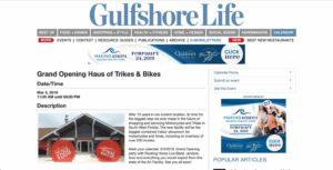 Gulfshore Life Press Release Publication