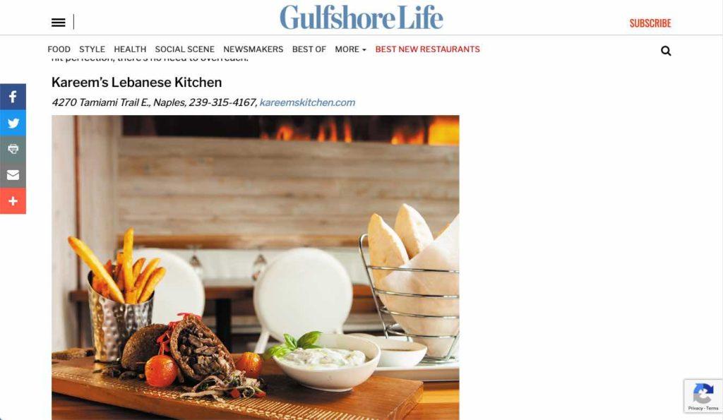 Kareem's Kitchen - Best New Restaurants