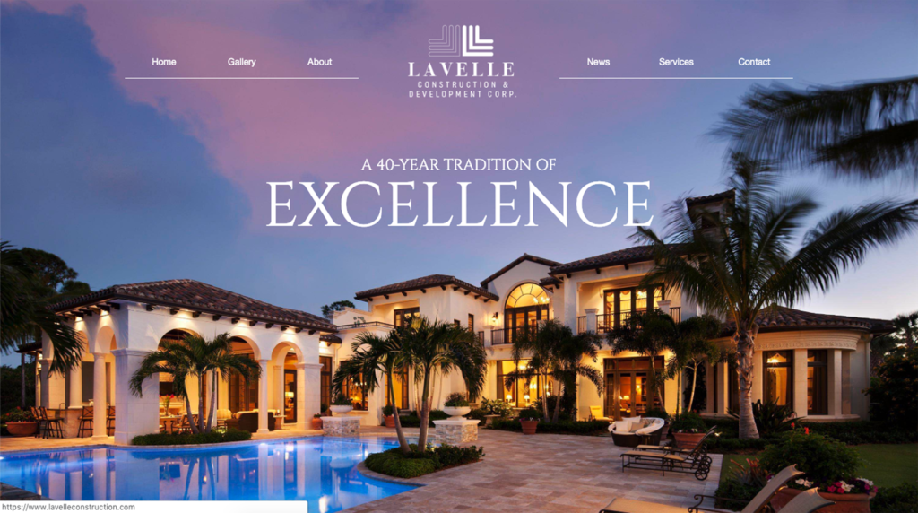 Lavelle Construction Company