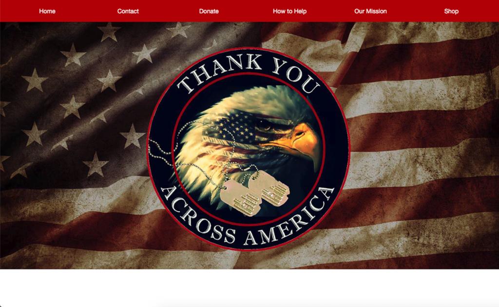 Thank You Across America